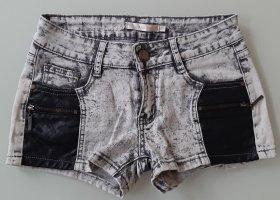 Laulia Short en jean multicolore