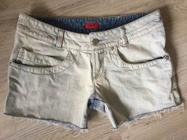 Jeans Shorts niedrige Taille