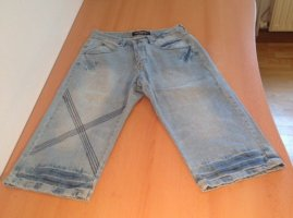 Justboy 7/8-jeans azuur
