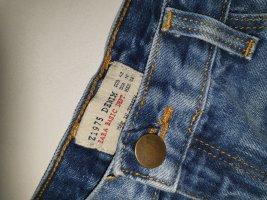 Zara Hot pants blu