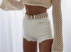 Jeans Shorts von Zara