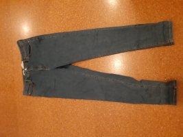 Mango Pantalón de cintura alta multicolor