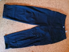 Zara Vaquero estilo zanahoria azul oscuro