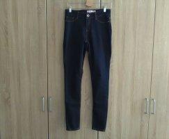 Jeans Stretch von Janina, Baumwollmischung, Große 38