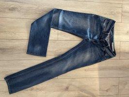 Tommy Hilfiger Denim Jeansy o kroju boot cut błękitny