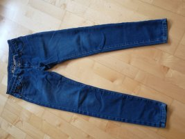 1982 Tube jeans donkerblauw