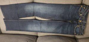 Jeans von 7 for all mankind in Blau in Gr. 29