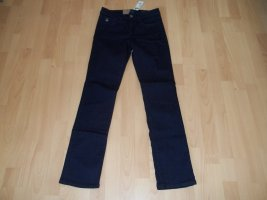 Benetton Stretch Jeans dark blue