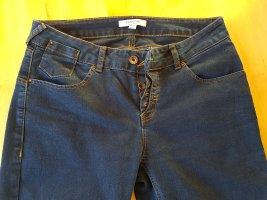 Comma Boyfriend jeans donkerblauw