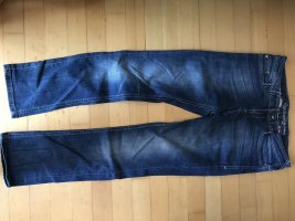 Dept Jeans svasati blu Cotone