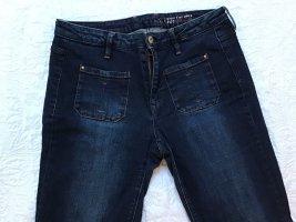 Edc Esprit Slim jeans donkerblauw