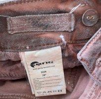Jeans von GANG - sehr interessante Waschung - klasse Sitz