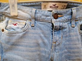 Hollister Slim Jeans light blue
