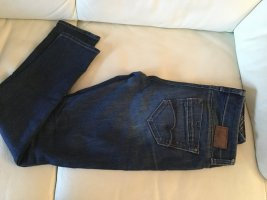 Mavi Jeans Co. Jeans vita bassa blu scuro Cotone