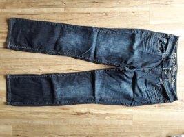 Esprit Jeansy z prostymi nogawkami niebieski-ciemnoniebieski