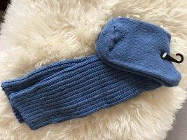 Jeansblaue Boot Socks * das Original aus den USA