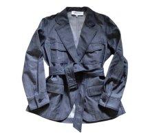 Gerard darel Blazer en jean bleu foncé coton