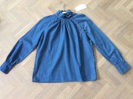 Closed Denim Blouse blue cotton