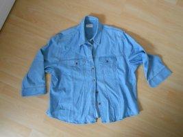 C.A.N.D.A Collection at C & A Bluzka jeansowa jasnoniebieski Bawełna