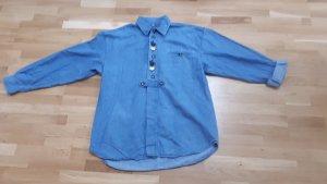 True Vintage Blusa vaquera azul claro-azul
