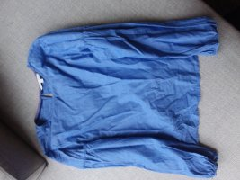Camisa vaquera azul aciano