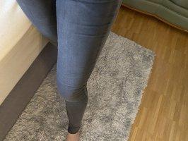 Onygo Jeans skinny gris foncé