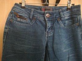 4Wards Boot Cut spijkerbroek lichtblauw-blauw