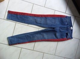 Jeanshose mit Streifen von Only