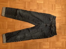 Lee Boyfriend Trousers slate-gray wood