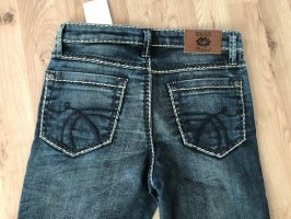Soxxc Low Rise Jeans steel blue