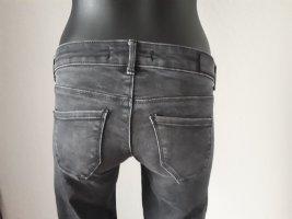 Vero Moda Jeans vita bassa antracite