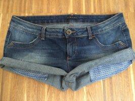 Jeanshotpants von Sisley