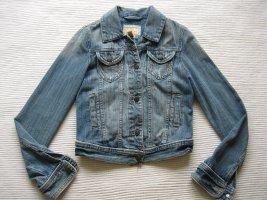 jeansjacke abercrombie & fitch neuwertig gr. xs 34/s 36  vintage