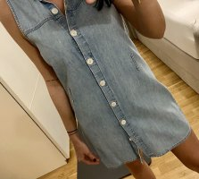 Zara Denim Dress blue