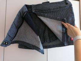 Engelbert Strauss Spódnico-spodnie biały-stalowy niebieski