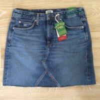 Tommy Hilfiger Gonna di jeans multicolore
