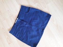 Janina Jupe en jeans bleu