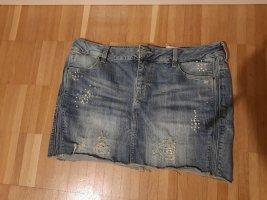 GUESS Los Angeles Miniskirt azure
