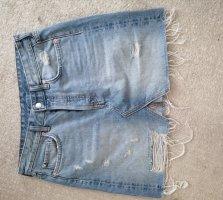 H&M Denim Skirt blue