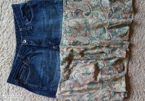 G-Star Miniskirt steel blue
