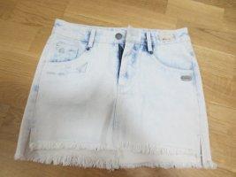 Gang Minigonna bianco sporco-azzurro