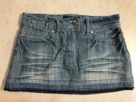 Kenvelo Gonna di jeans grigio ardesia