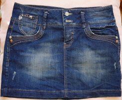 Jeansrock LTB used Look