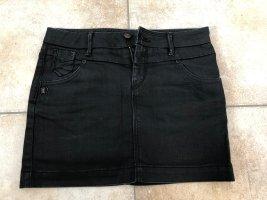 Mexx Gonna di jeans antracite-nero