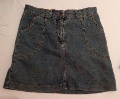 Jeansrock Minirock Jeans Mini Rock
