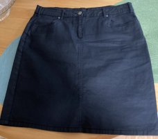 active by Tchibo Denim Skirt black
