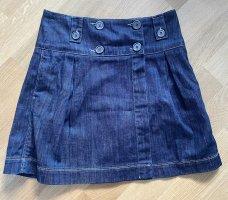Burberry London Gonna di jeans blu