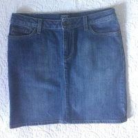 Gant Gonna di jeans blu
