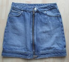 Tommy Hilfiger Denim Skirt light blue