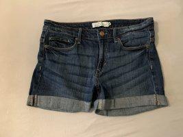 H&M L.O.G.G. Pantaloncino di jeans blu